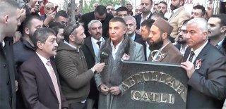 Sedat Peker, Çatlı'nın Kabri Başında On Binlere Seslendi!