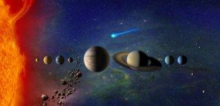 Güneş Sistemi Hakkında Hiç Bilmediğiniz 25 Gerçek