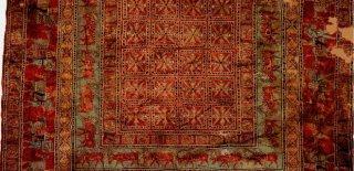 Sanat Tarihinin Bilinen İlk Türk Halısı: Pazırık Halısı