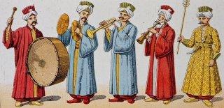 Osmanlı'da Mehter ve Mehter Marşı Tarihçesi Hakkında Bilgi
