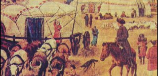 Eski Türkler'de Ekonomik Sosyal ve Askeri Yapı
