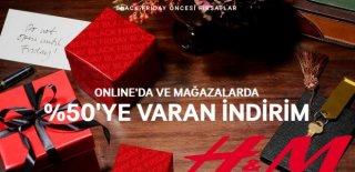 H&M Kara Cuma Ürünleri - Black Friday 2018 İndirimleri