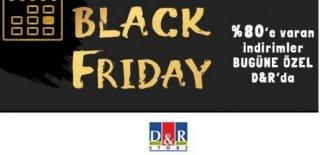 D&R Black Friday İndirimleri - 2018 D&R Ürünleri ve Fırsatları