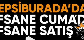 Hepsiburada Efsane Cuma - Black Friday 2018 İndirimleri