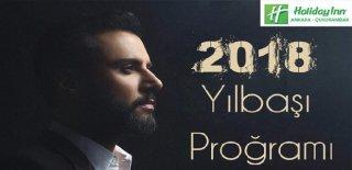 2019 Yılbaşı Programı Holiday Inn Çukurambar Alişan Konseri