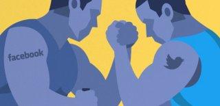 Facebook ve Twitter Arasındaki 10 Fark