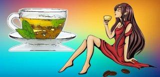 Zayıflamaya Yarayan En İyi 9 Bitki Çayı!