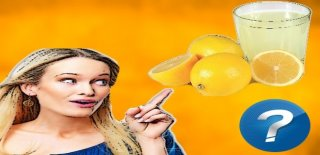 Limon Suyunun 13 Faydası