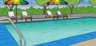 Avrupa Yakasındaki Yüzme Havuzları