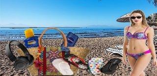 Plaj Çantasında Neler Olmalı?