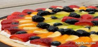Meyve Pizzası Tarifi