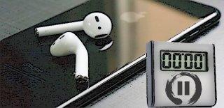 iPhone Zamanlayıcı ile Müzik Durdurma