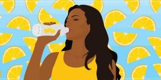 Limonlu Suyun Hiç Bilmediğiniz Faydaları