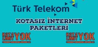 2019 Kotasız İnternet Paket Fiyatları - Türk Telekom