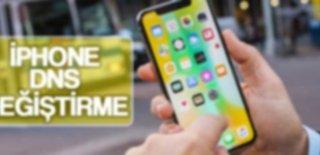 iPhone Telefonlarda 5 Adımda DNS Değiştirme