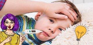 Çocukları Hastalıklardan Korumanın 7 Yolu