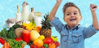 Çocukların Tüketmesi Gereken 10 Gıda!