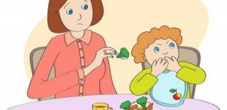 İştahsız Çocukların Ailelerine 15 Öneri