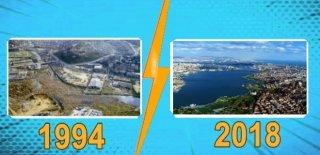 İstanbul'un Son 24 Yılda Yaşadığı Büyük Değişimler!