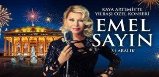 2019 Yılbaşı Programı Kaya Artemis Resort Hotel Emel Sayın Konseri