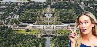 Avrupa'nın En Şaşalı Sarayları