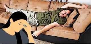 Tembel Erkek Arkadaşı Olanların Yaşadığı 8 Problem