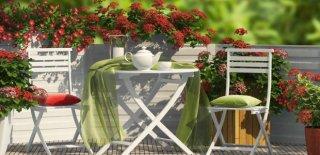 Havalar Isındı Balkonlara Çıkma Zamanı Geldi! İşte En Güzel Balkon Dekorasyonları..