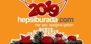 Hepsiburada 2019 Yeni Yıl İndirimleri – Yılbaşı Kampanyalı Ürünleri