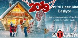 2019 N11 Yeni Yıl İndirimleri – Yılbaşı Kampanyalı Ürünleri