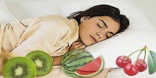 Rahat Uyku İçin Hangi Besinler Tüketilmelidir?