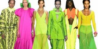 15 Neon Renk Kombinleri