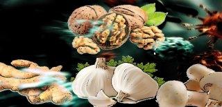Enfeksiyon Önleyici 8 Doğal Çözüm