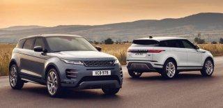 Range Rover Evoque 2019 - Donanım, Fiyat ve Özellikleri