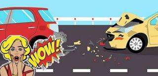 Kaza Sonrası Araba Hasarında Yapılması Gerekenler