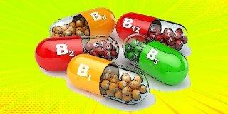 Vitamin Hapları Hakkında Bilinmeyenler