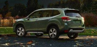 Subaru Forester 2019 - Donanım, Fiyat ve Özellikleri