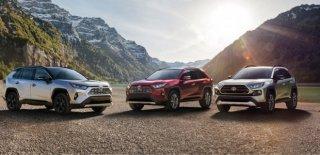 Toyota RAV4 2019 - Donanım, Fiyat ve Özellikleri