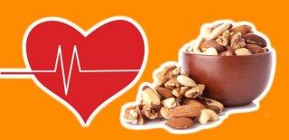 Kalp Sağlığınıza İyi Gelen Kuruyemişler