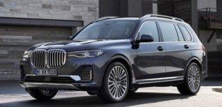 BMW X7 2019 - Donanım, Fiyat ve Özellikleri