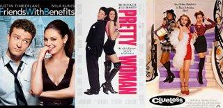 Gelmiş Geçmiş En İyi 30 Romantik Komedi Filmleri