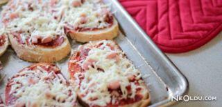 Mini Ekmek Pizzası Tarifi