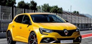 Renault Megane RS 2019 - Donanım, Fiyat ve Özellikleri