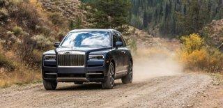 Rolls-Royce Cullinan 2019 - Donanım, Fiyat ve Özellikleri