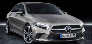 Mercedes-Benz A Serisi Sedan 2019 - Donanım, Fiyat ve Özellikleri