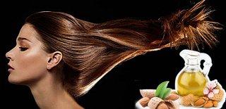 Badem Yağı Saça Nasıl Uygulanır ve Faydaları Nelerdir?