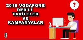 Vodafone RED Tarifeleri, Kampanyaları ve Avantajları