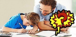 Çocuklara Ev Ödevi Yaptırmanın Yolları