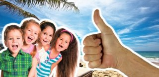 Çocukların Yaz Tatilini Verimli Geçirmesi İçin 8 Püf Nokta!