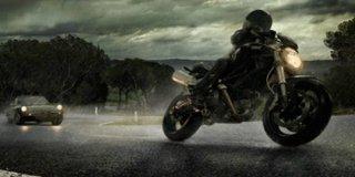 Yağmurda Motosiklet Kullanmanın 10 Püf Noktası