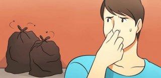 Evdeki 9 Kötü Koku İçin Pratik Çözümler!